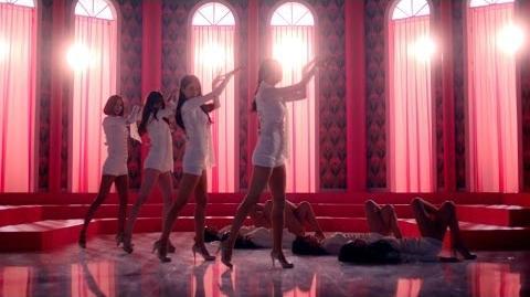 나인뮤지스 9MUSES - 드라마(DRAMA) Official MV