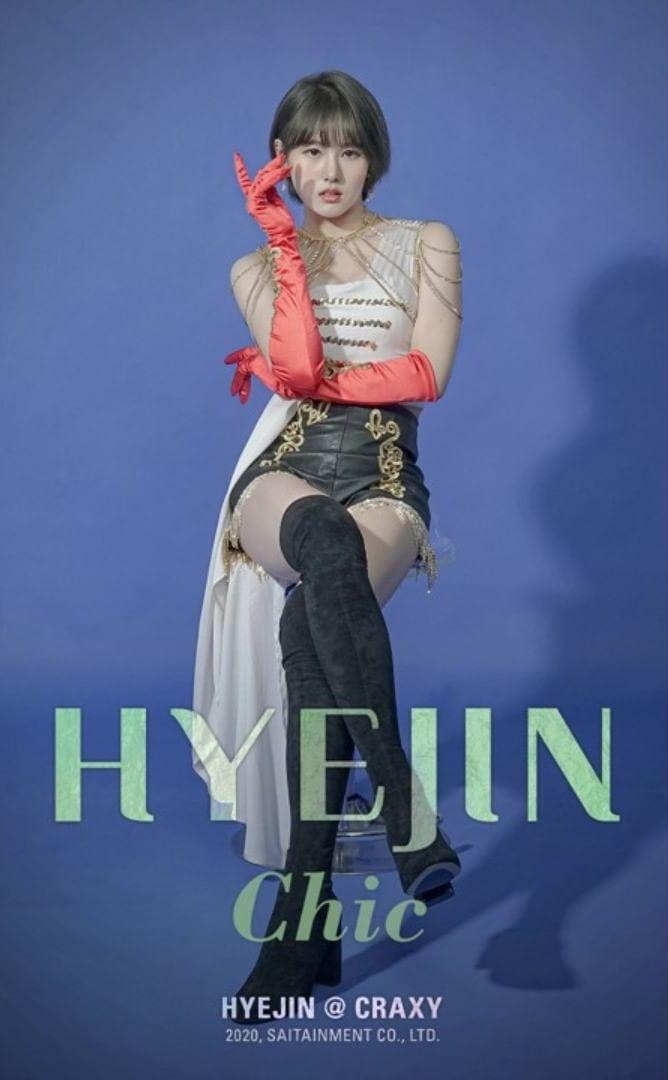 Hye Jin (2000)
