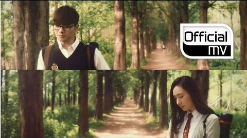MV Jung Key(정키) Things I can't say(내가 할 수 없는 말) (Feat