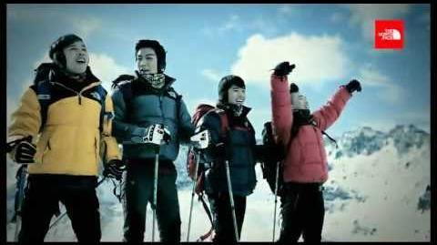 BIGBANG THE NORTH FACE MV