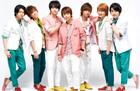 Kis-My-Ft2 Kimi to no kiseki-promo