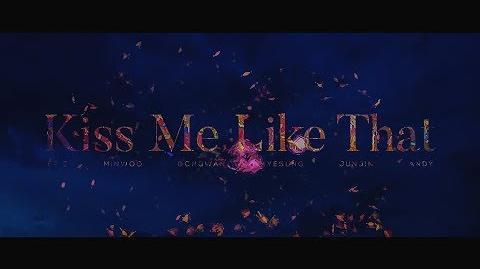 SHINHWA - Kiss Me Like That OFFICIAL MV
