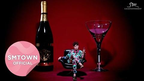 TVXQ! - Champagne (Sung By U-Know)