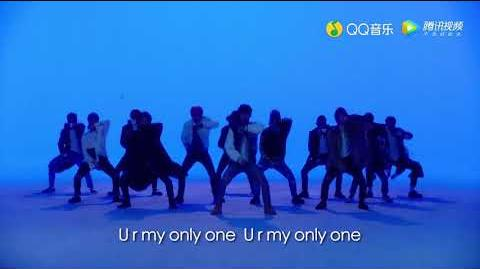 VARSITY-V (바시티) - U R My Only One ( Chinese ver)