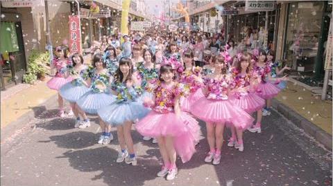 【MV full】 心のプラカード AKB48 公式
