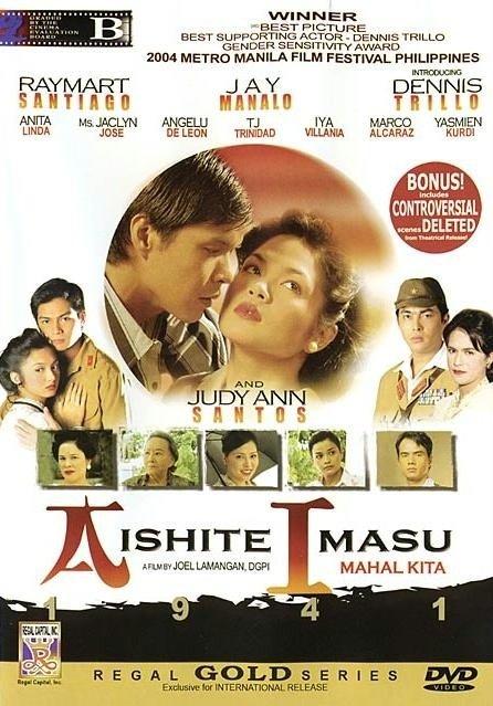 Aishite Imasu 1941: Mahal Kita