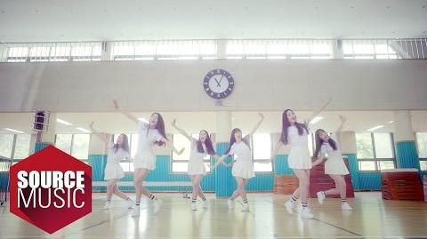 여자친구(GFRIEND) - 유리구슬(Glass Bead) M V (Choreography ver