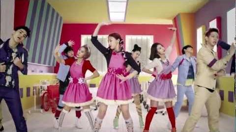 COED SCHOOL 남녀공학 男女共學 - PIRIPOM PERIPOM 삐리뽐빼리뽐 (Dance ver