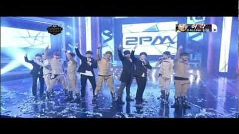 2PM&2AM I'll Be Back
