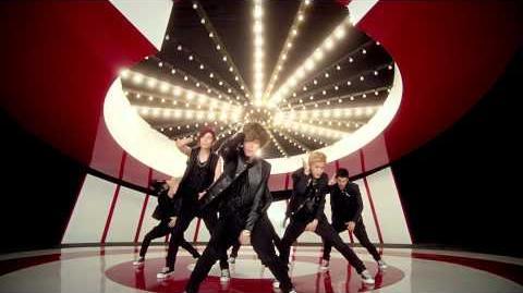 HD TEEN TOP '나랑 사귈래?' (Be ma girl) Performance M V