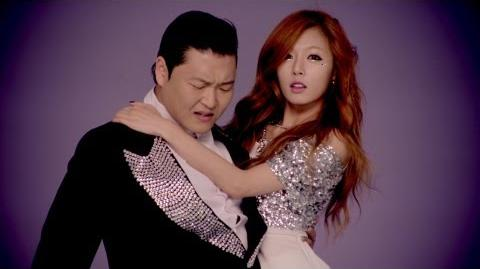HYUNA & PSY - Oppa is Just My Style