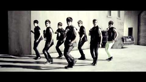 INFINITE - Be mine (Dance Ver)