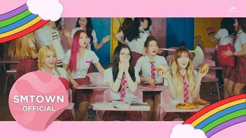 STATION Red Velvet 레드벨벳 환생 (Rebirth) Music Video