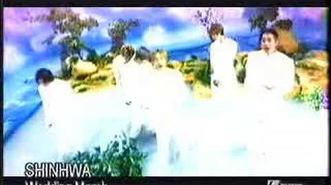Shinhwa - Wedding March-