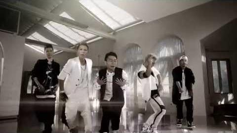 DOBERMAN INFINITY 「SAY YEAH!!」MV