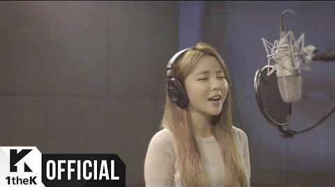 Hong Jin Young - The Moon Represents My Heart