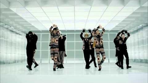 TVXQ! - Keep Your Head Down (Dance Ver B)