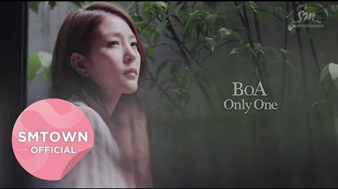 BoA - Only One (Drama ver