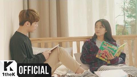 MV BEN(벤) Love Recipe