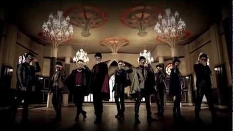 Super Junior - Opera Japanese ver
