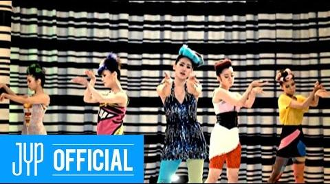 "Wonder Girls ""2 Different Tears (Chn"