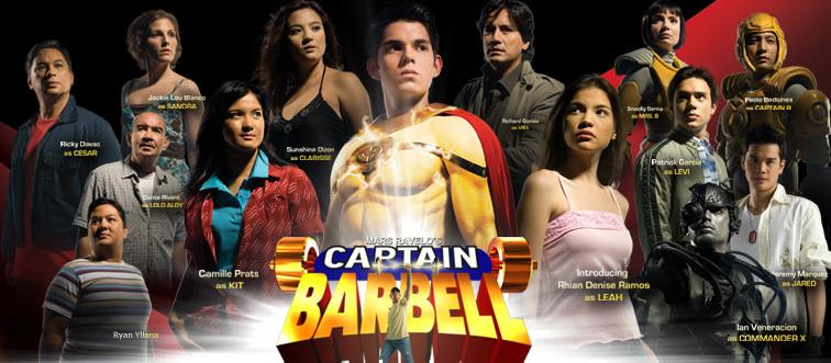 Captain Barbell (2006)