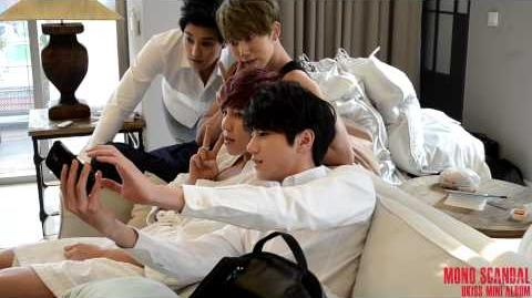 U-KISS(유키스) - 하나(One Love) Mini Album 'MONO SCANDAL' 메이킹영상