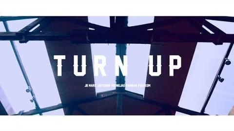GOT7 『TURN UP』MV