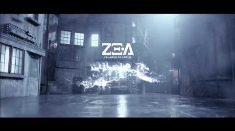 ZE A 제국의아이들 - The Ghost Of Wind ( MV Full )