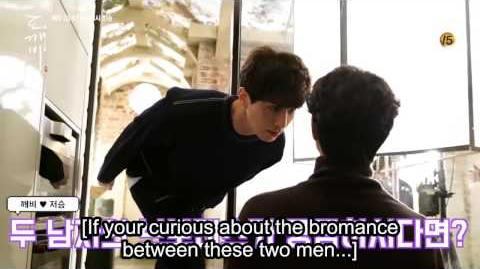 Behind The Scenes with Gong Yoo & Lee Dong Wook – Move-In Day!