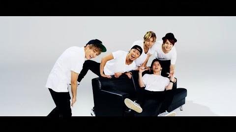 Da-iCE(ダイス) 3rd single「ハッシュ ハッシュ」Music Video-2