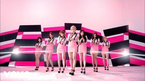 AOA - 「Oh BOY(Dance Version)」Music Video