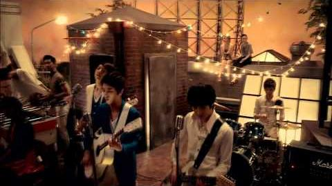 CNBLUE - LOVE M V