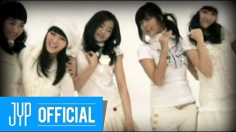 "Wonder Girls ""Take it"" M V"