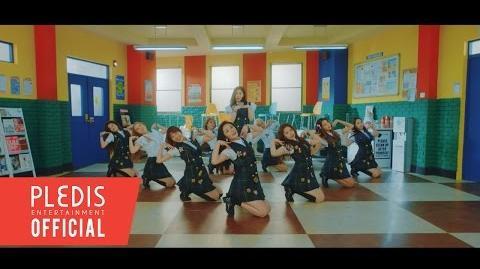 PRISTIN - WEE WOO (Dance Version)