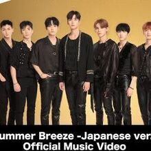 SF9 「Summer Breeze -Japanese ver.-」Official Music Video