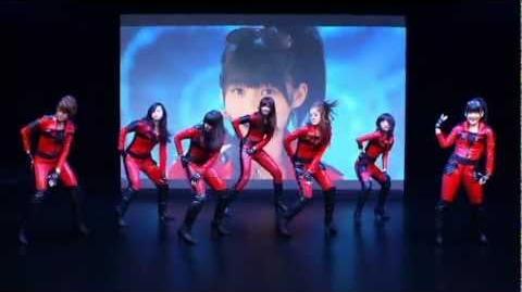Berryz工房 「愛の弾丸」 (MV)