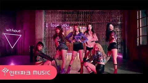 M V THE UNI+ G (10시 45분) - Cherry On Top (Performance Ver