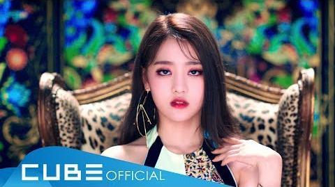 (여자)아이들((G)I-DLE) - '한(一)' Official Music Video