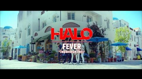HALO - Fever (Japanese Ver