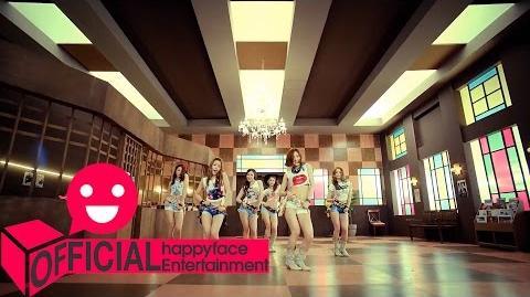 MV 달샤벳(Dalshabet) Mr