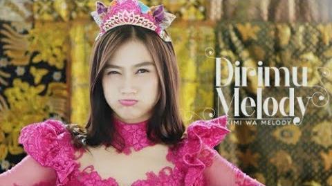 MV Dirimu Melody (Kimi wa Melody) - JKT48-0