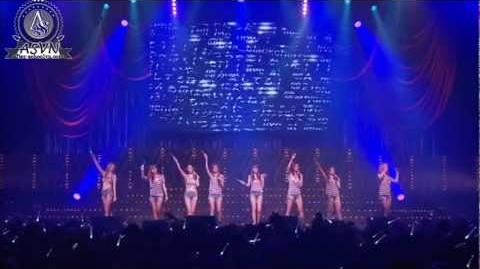 Tell Me in PlayGirlz Tour - After School