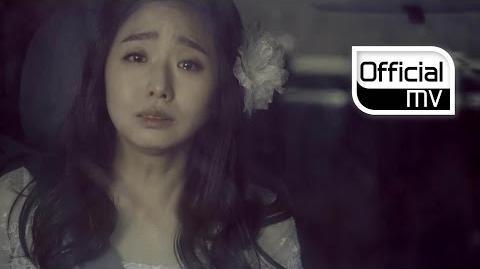 MV Baek Ji Young(백지영), Na Won Ju(나원주) Whenever it rains(니가 내리는 날)