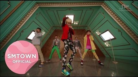 SHINee - Dream Girl (Dance Ver)