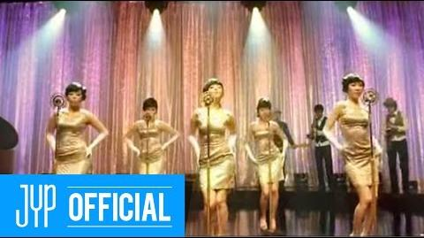 "Wonder Girls ""NOBODY (Eng"