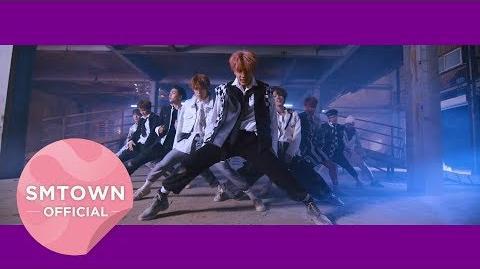 NCT 127 Cherry Bomb Music Video