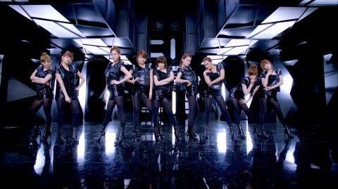 Girls' Generation - Run Devil Run (Japanese Ver)