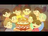 SUPER JUNIOR The 10th Album -3 '하얀 거짓말 (Tell Me Baby)' Animated Film
