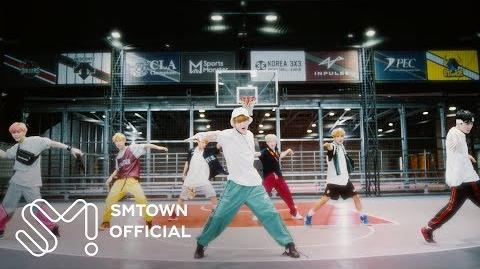 NCT DREAM 엔시티 드림 'We Go Up (青春接力) (Chinese ver